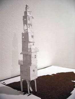 Tall Tower Building